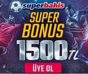 Superbahis bonus